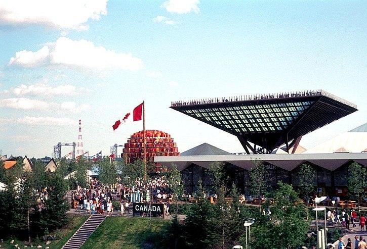 Expo 67 - Canada